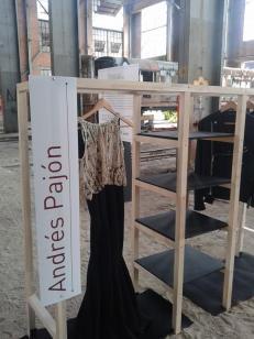 Andrés Pajón, a promising Colombian Designer