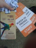 Our staff passes!